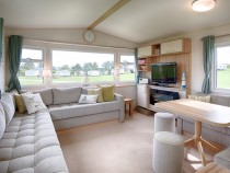 Konkers living / dining area