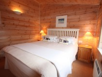 The Buoys lodge king size master bedroom