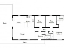 Granary Lodge floor plan