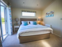 Granary Lodge super king master bedroom