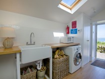 Meadow Cottage utility room