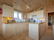 The Buoys lodge kitchen